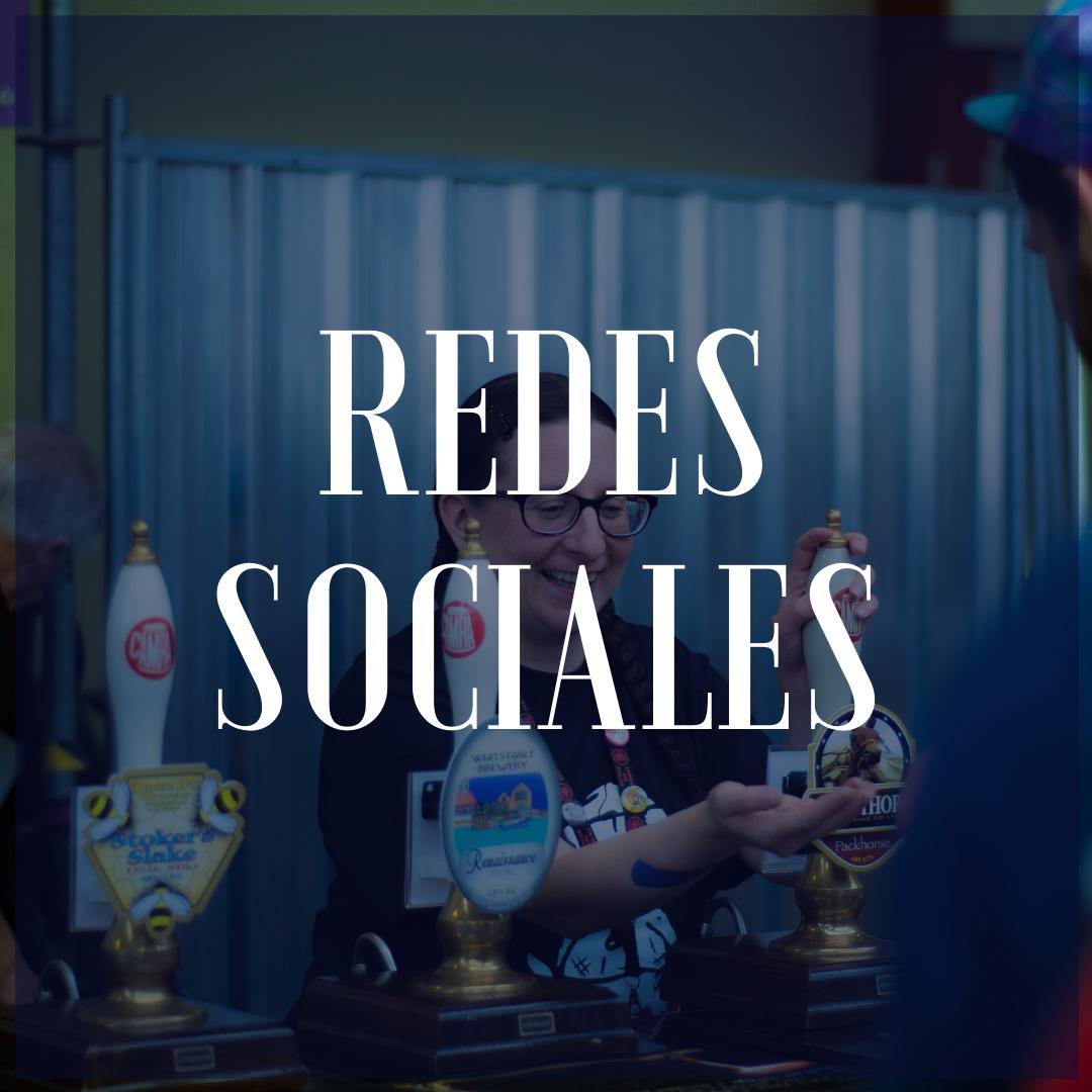 Gestión de redes sociales en Ávila